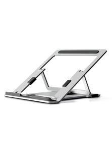 "TODO Aluminium 11 - 15.6"" Laptop Tablet Stand Mount Holder Cooling Desk Bracket w/ Case Mac PC"