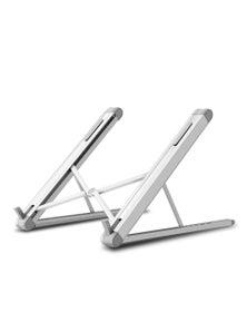 "TODO Aluminium 9.7 - 15.6"" Laptop Tablet Stand Folding Mount Holder Cooling Desk Mac PC"