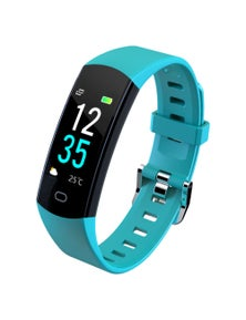Bluetooth Fitness Band Smart Watch with Thermometer, Temperature and BPM Monitor