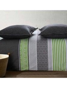 Amsons Topaz European Pillowcases Pair