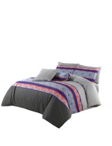Amsons Monaco Quilt Cover With 1 Pillowcase