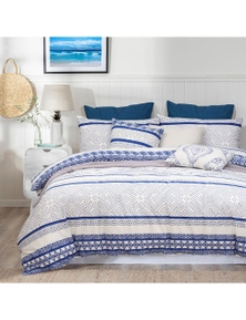 Amsons Hampton Quilt cover with 2 Pillowcases