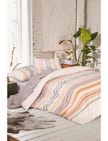 Amsons Charlotte Quilt cover With 1 pillowcase