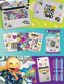 SUDA By Design Tech Toppers - Emoji