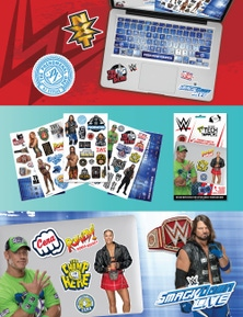 SUDA By Design Tech Toppers - WWE