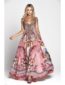 Czarina More Than Friends Maxi Dress