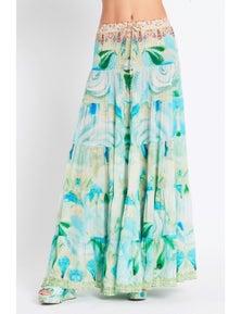 Czarina Garden Of Eden Maxi Skirt