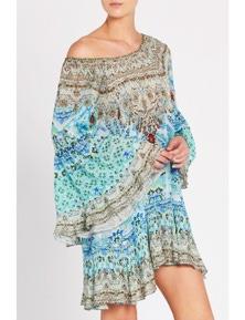 Czarina She's A Wildflower Frill Dress