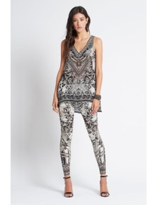 Czarina Wild At Heart Leggings