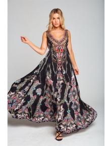 Czarina Anastasia Maxi Dress