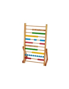 Jenjo Games Giant Abacus Calculating Numbers Set