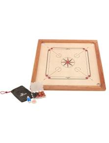 Jenjo Games Carrom Board Plywood 84cm x84cm