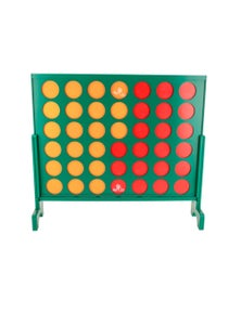 Jenjo Games Giant Connect Four in a Row Outdoor Game