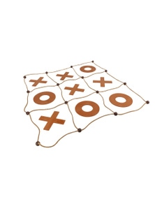 Jenjo Games Giant Naughts & Crosses Tic Tac Toe Game