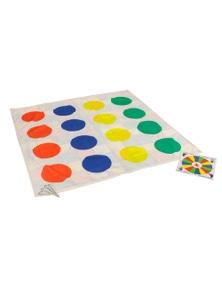 Jenjo Games 2 in 1 Giant Snakes, Dots & Ladders