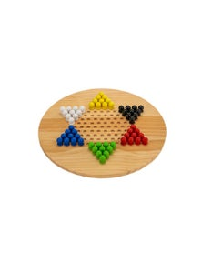 Jenjo Games Giant Chinese Checkers & Solitare Game