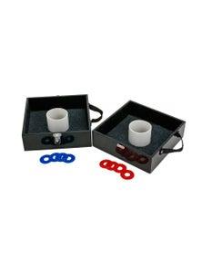 Jenjo Games Washers Game Set Black Box
