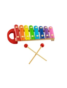 Jenjo Games Colourful Musical Xylophone