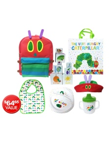 Eric Carle's The Very Hungry Caterpillar Showbag