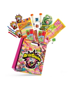 Aftershocks Kids Showbag Candy Sherbet Fruit Chews Zappos Show Bag Official Licensed