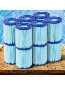 Bestway Filter Cartridge 6X For Ground Swimming Pool 500/800GPH Filter Pump