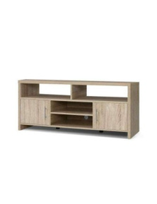 Artiss TV Cabinet Entertainment Unit Stand Storage Shelf Sideboard 140cm Oak