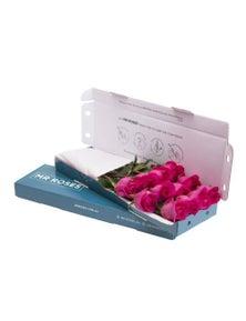 Mr Roses 12 Pink Roses