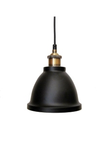 Ivory & Deene Soho Pendant Light - Black
