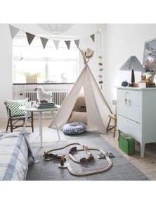 Ivory & Deene Teepee Tent Cubby House