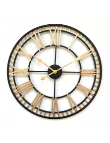 Ivory & Deene Wall Clock - London