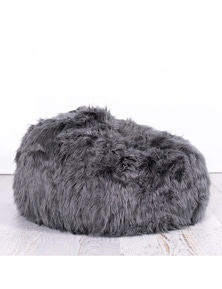 Ivory & Deene Lush Fur Bean Bag - 2 Sizes