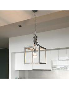 Ivory & Deene Langham Hampton Lantern Pendant Light