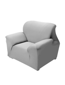 Easy Fit Stretch 1/2/3/4 Seater Couch Sofa Slipcover Protector Cover Washable