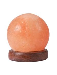 EMITTO Himalayan Sphere Shape Salt Lamp