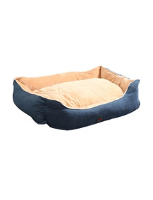 PaWz Deluxe Soft Pet Bed Mattress with Removable Cover