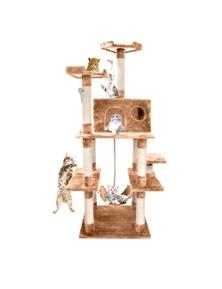 PaWz 1.83M Cat Scratching Tree Gym House