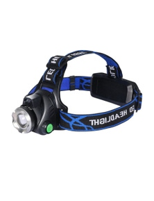 Emitto 500LM LED Rechargeabal Headlight and Headlamp