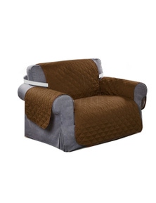 Waterproof Quilted One Seat Sofa Protector