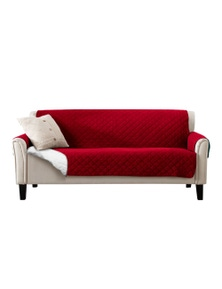 Waterproof Quilted Three Seat Sofa Protector