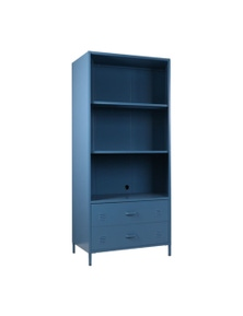 3 Tier Book Shelf in Blue Colour