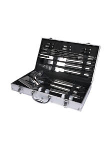18 pcs BBQ Tools Set