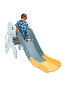 Kids Slide Dinosaur Model in Blue Colour