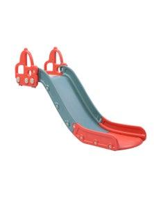 Kids Slide Red Car Model