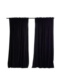 2pcs 132x213cm 100% Blockout Curtain