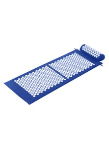 Centra Acupressure Mat with Pillow