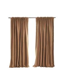 2pcs 180x230cm 100% Blockout Curtain