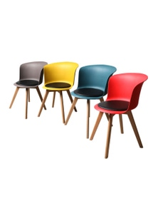 Levede 4pcs Office Consulting Chair Set