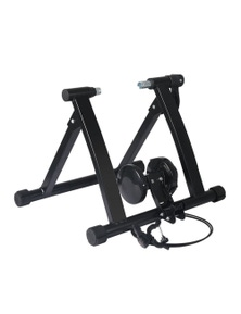 CENTRA Black Indoor Bicycle Magnetic Stand Training