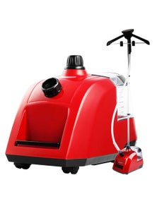 SOGA 80min Professional Portable Steam Cleaner Red