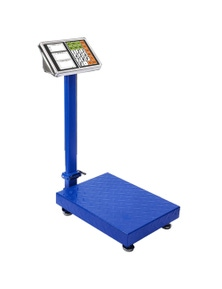 SOGA 300kg Electronic Digital Platform Scale Blue